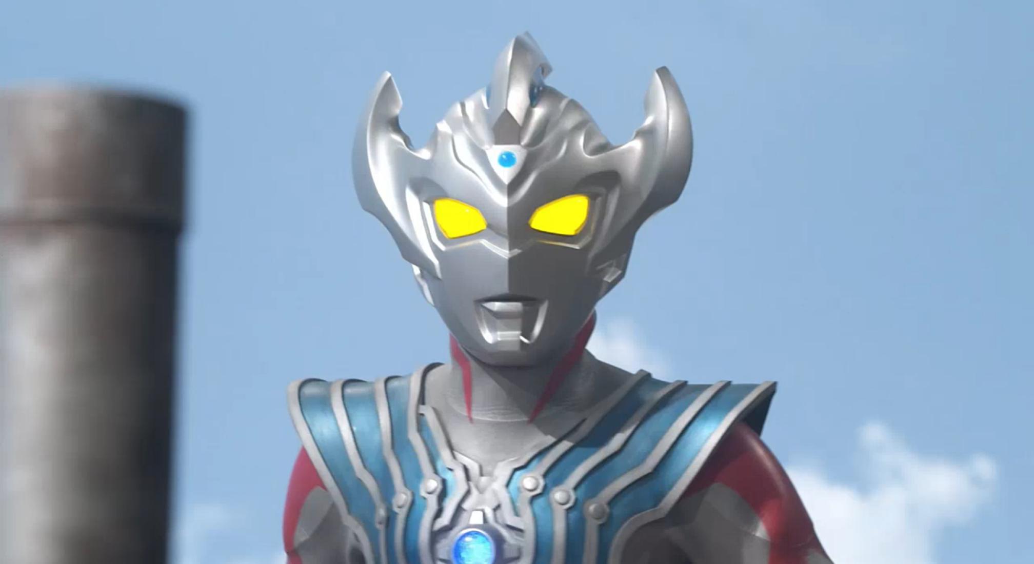 超人力霸王TAIGA 24 - 超能科幻 - 動漫線上看 - myVideo   陪你每一刻