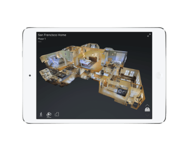 3DShowcase on iPad