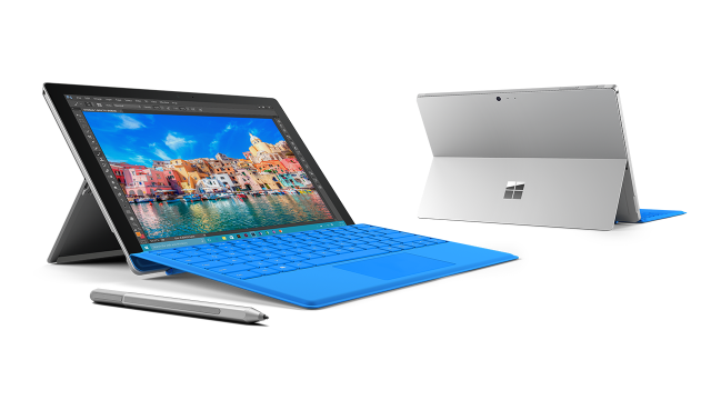 Surface Pro 4 built for property photographers