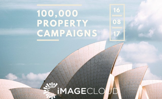 iMAGECLOUD – celebrates 100,000 campaign milestone in record time