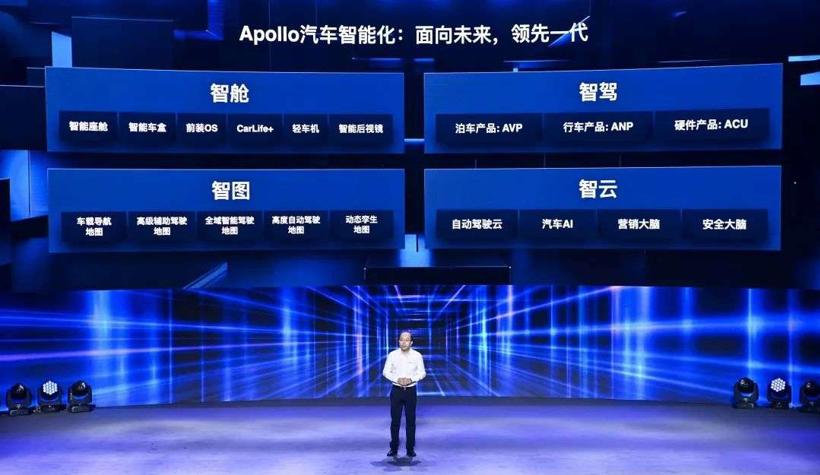 自动驾驶,百度,百度Apollo,百度Robotaxi,百度自动驾驶