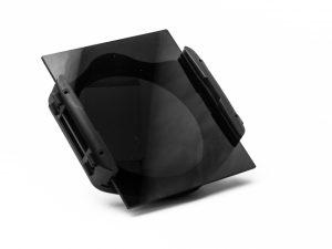 法國 cokin 外掛濾鏡系統的方形中性密度濾鏡。