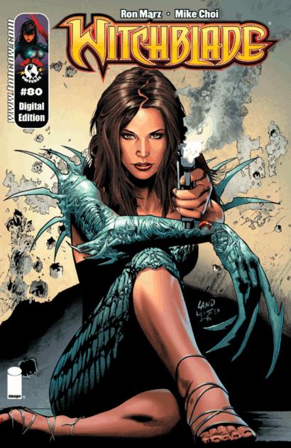 Witchblade #80 | Image Comics