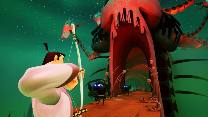 Samurai Jack Battle Through Time Screenshot 1