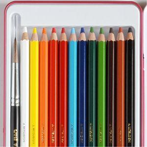 水彩色鉛筆おすすめ人気ランキング20選【大人の塗り絵・子供のお絵かきに】 おすすめexcite
