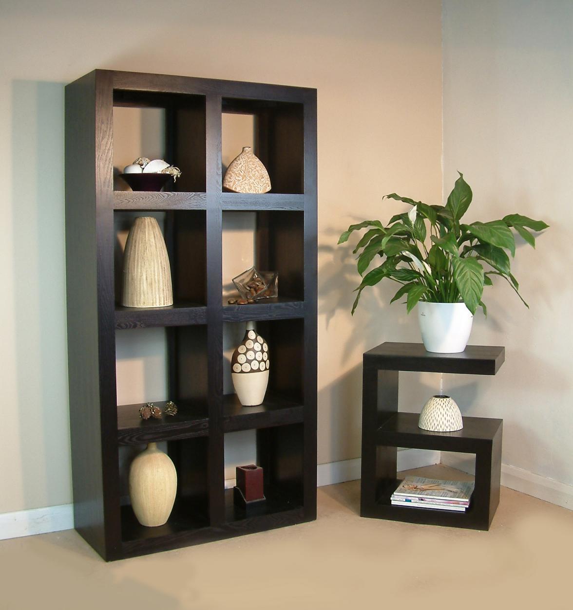 dark wood living room furniture side bench for solid pallet ideas ash bookshelves design to enhance reading interest funny