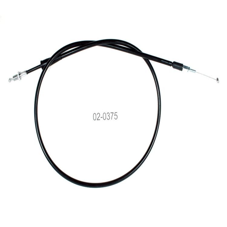 Black Vinyl Throttle Cable For 2004 Honda TRX450FM