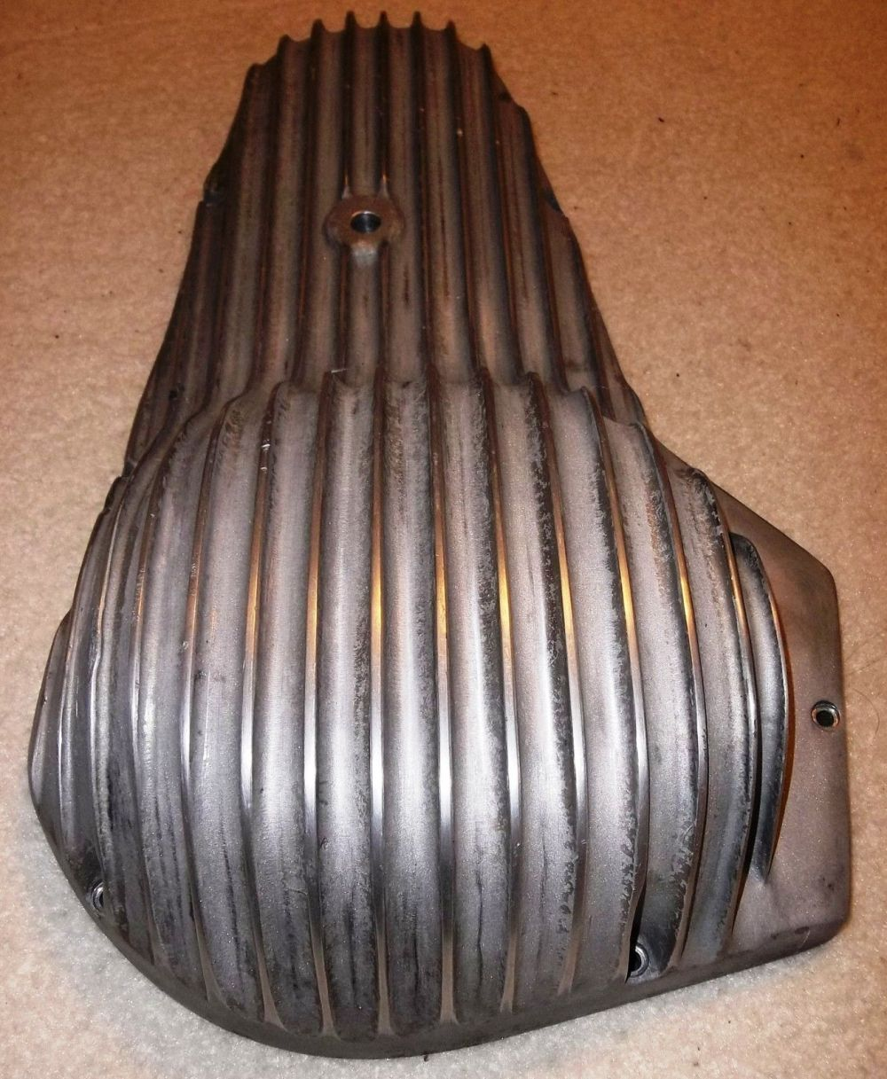 medium resolution of  mpd finned primary cover 65 88 harley panhead shov