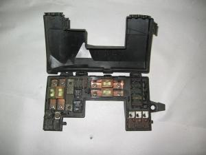 9093 Acura Integra OEM under hood fuse box with fuses and