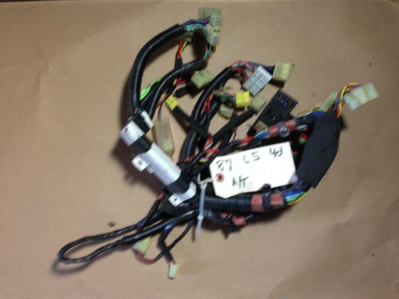 Acura Integra Radio Wiring Harness