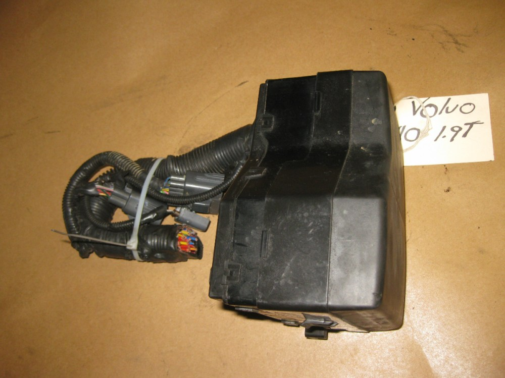 medium resolution of this is a under hood fuse box with fuses relays and etc removed from a
