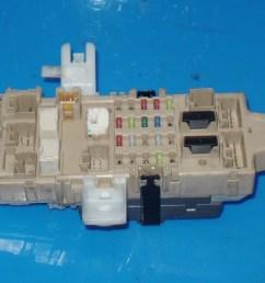 98 05 lexus gs300 oem in dash fuse box w fuses etc mpx body no 298 [ 1600 x 900 Pixel ]