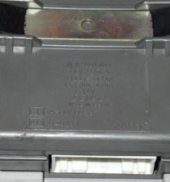 98 05 lexus gs300 oem in dash fuse box w fuses etc mpx body no 2this [ 1600 x 900 Pixel ]