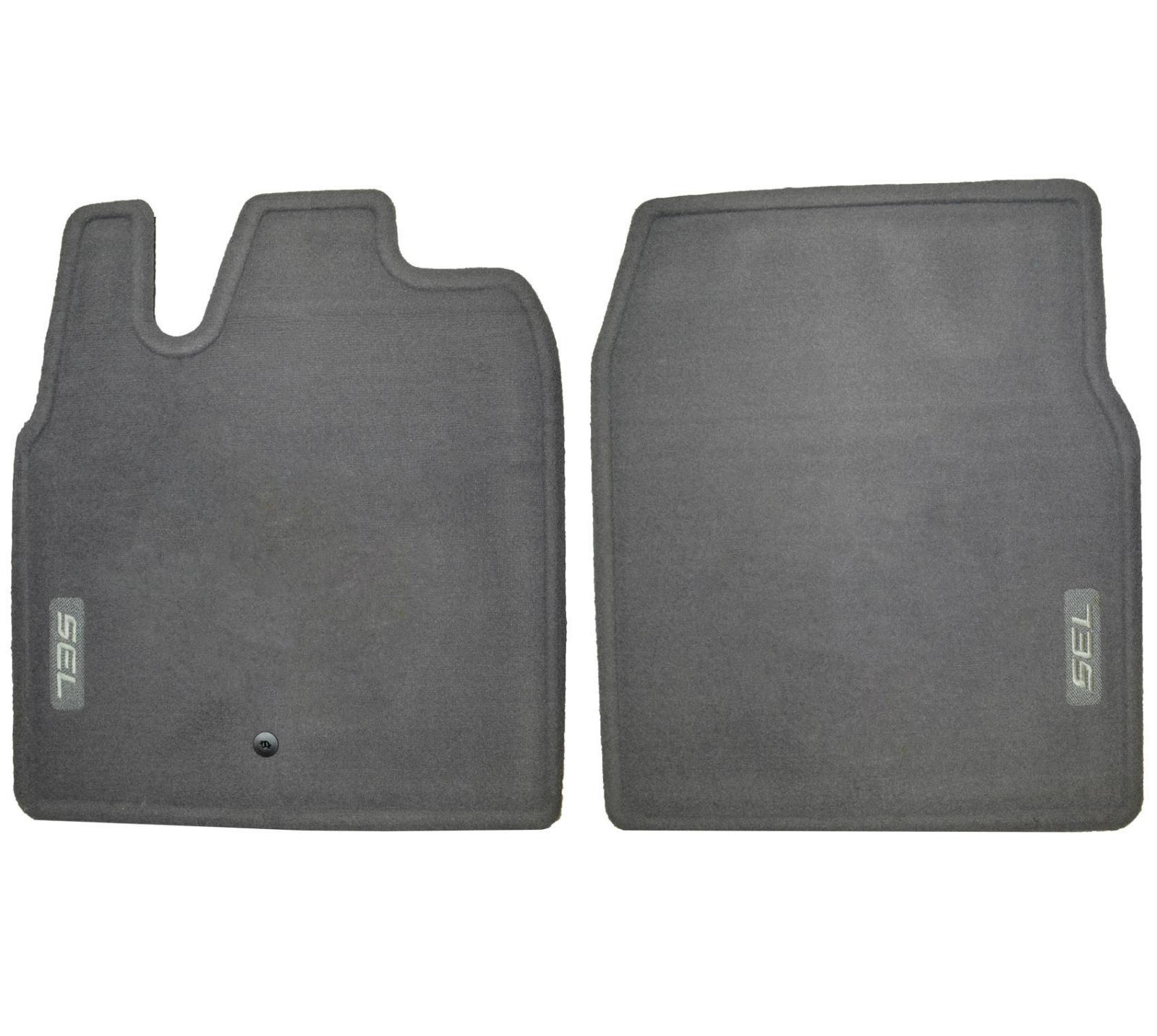 hight resolution of details about new ford windstar floor mats custom sel logo mini van med dk graphite gray grey