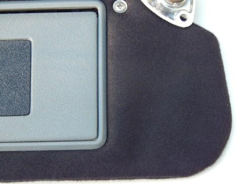 small resolution of  buick regal grand national sun visor rebuild serv