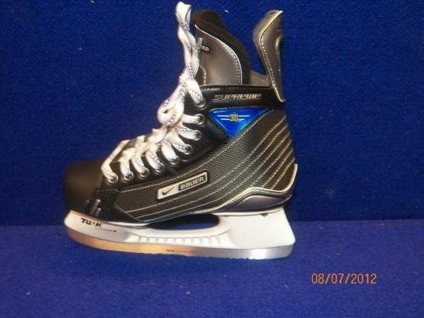 Nike Bauer Supreme 30 Ice Hockey Skates Corporal' Crease