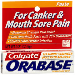 Pharmacyforless : Orabase Paste With Benzocaine For Canker ...
