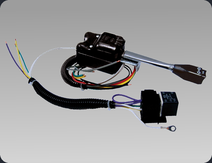 Wiring A Turn Signal Switch