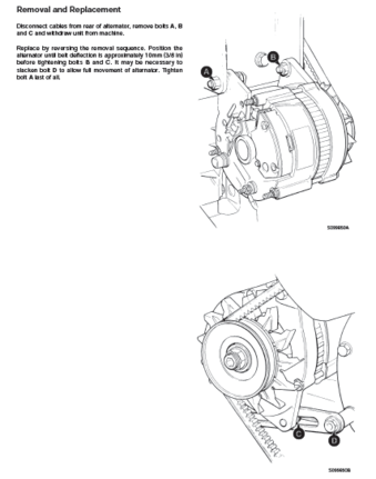 JCB 3CX 4CX 214E 214 215 217 Loader Backhoe Service Manual