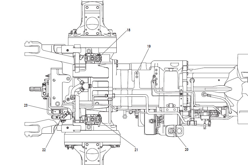 Ford Vsg 413 Industrial Engine Wiring Diagram. Ford. Auto