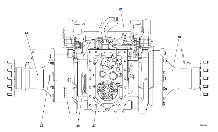 Deutz Fahr Agrotron 150 Service Manual 106 110 115 120 135