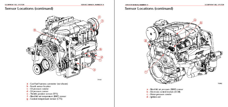 Mercruiser 5.0 Mpi Service Manual