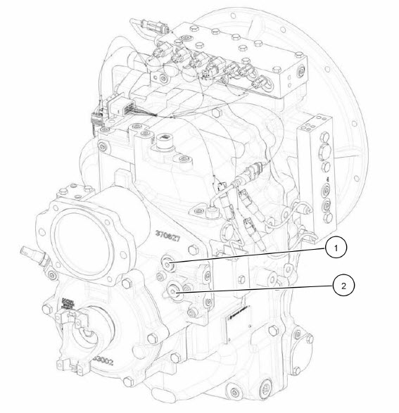 CASE 580 N 580N LOADER BACKHOE SERVICE MANUAL OWNERS