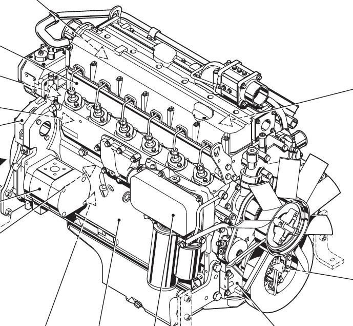 DEUTZ 2012 SERVICE MANUAL BF4M2012 C BF6M2012 C ENGINE