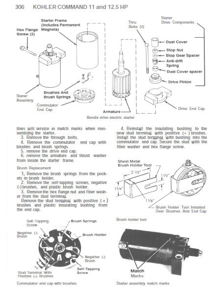 SMALL ENGINE REPAIR MANUAL BRIGGS & STRATTON TECUMSEH