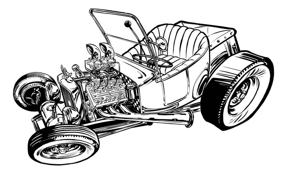 Hot Rod Plans Roadster Frames Tips Tricks T Bucket