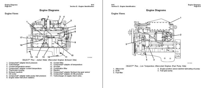 cummins n14 2010 stc celect celect plus service manual