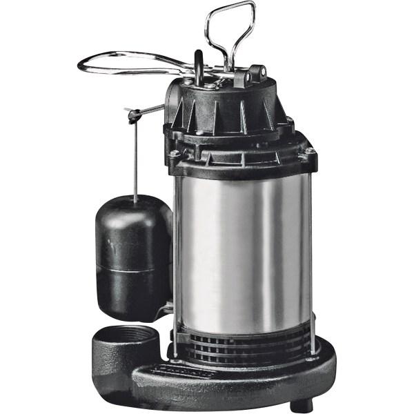 Wayne Cdu980e 3 4 Hp Stainless Steel Sump Pump With