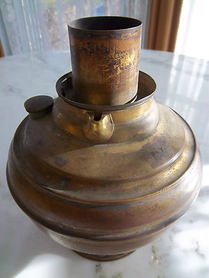The Rochester Kerosene Oil Lamp Burner Part PAT 1886 MADE