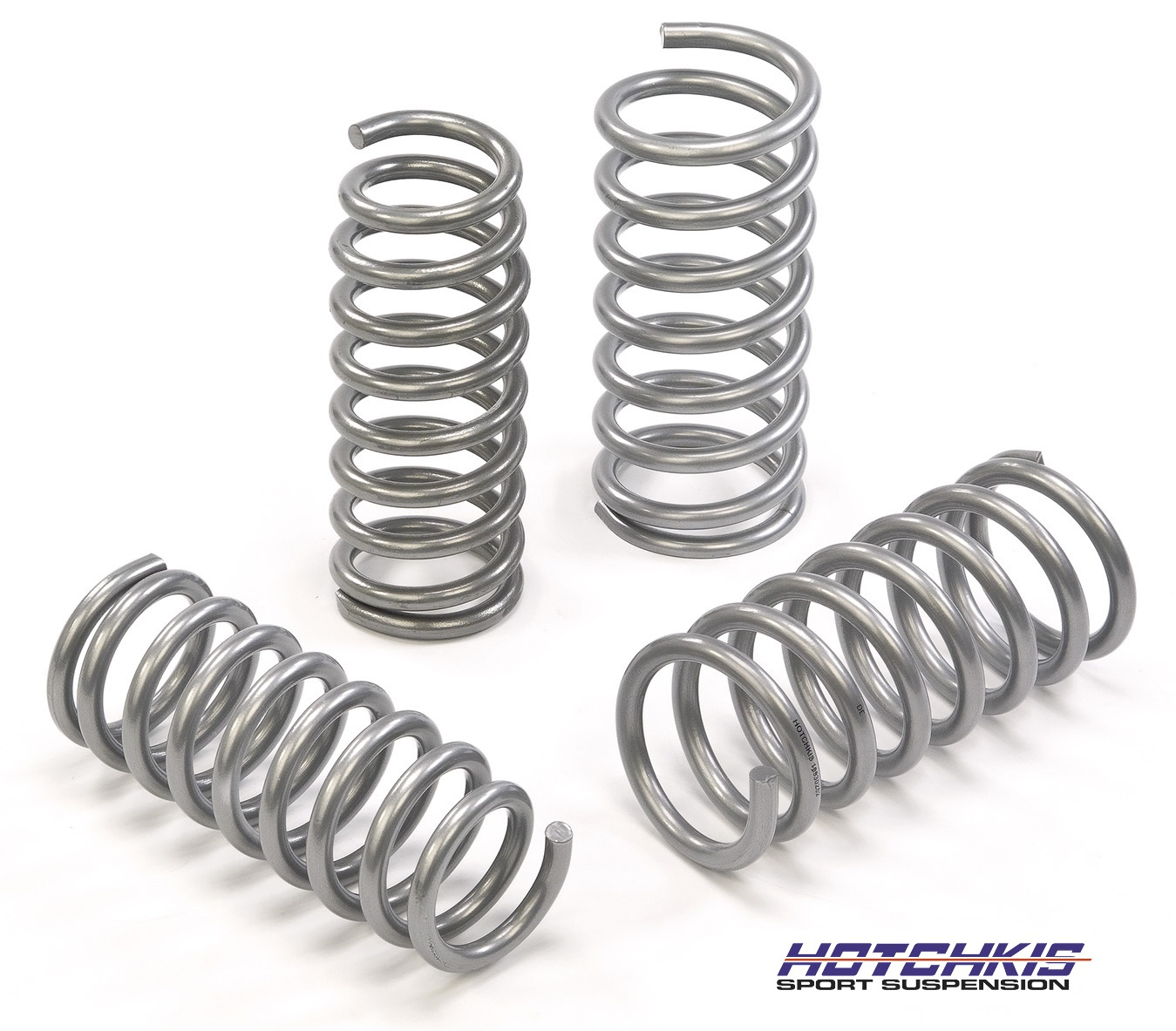 Hotchkis Sport Front Amp Rear Coil Spring Set For