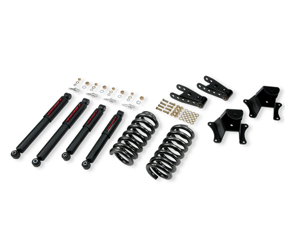 Belltech 703ND Stage 2 Lowering Kit w/Shock Absorbers for