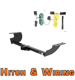 curt class 2 trailer hitch wiring for chrysler 300 2005 chrysler 300 chrysler 400 [ 909 x 909 Pixel ]