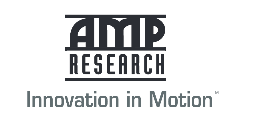 AMP Research 75404-01A Side Mounted Bed Step 2 for Dodge