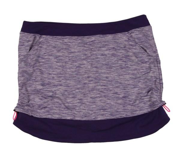 Adidas Golf Women' Climacool Pocket Skort Bahia Magenta