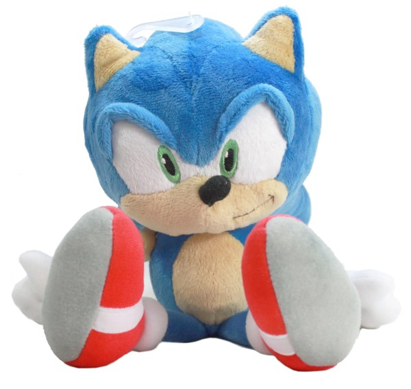 Authentic Brand With Tags Stuffed Sanei Sonic