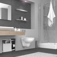 Saniflo Depot | Upflush Toilets : Saniflo SaniPACK ...