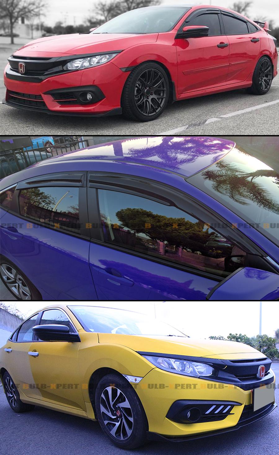 Honda Civic Sun Visor Replacement