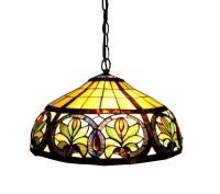 Tiffany Style Bronze Pendant Hanging Lamp TF7040HAN WOT DS ...