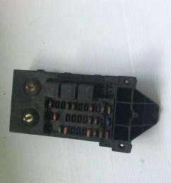 ford f250 f350 7 3 diesel fuse panel box f81b 14a0 [ 1600 x 1600 Pixel ]