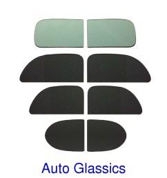 1939 plymouth p7 2 door sedan classic auto glass kit new flat windows vintage [ 1480 x 1548 Pixel ]