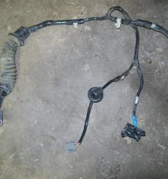 details about 91 92 93 94 ford explorer lh rear door wiring harness [ 1200 x 900 Pixel ]