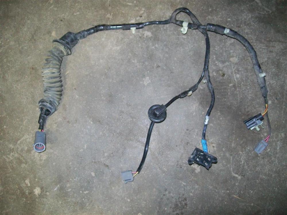 medium resolution of details about 91 92 93 94 ford explorer lh rear door wiring harness