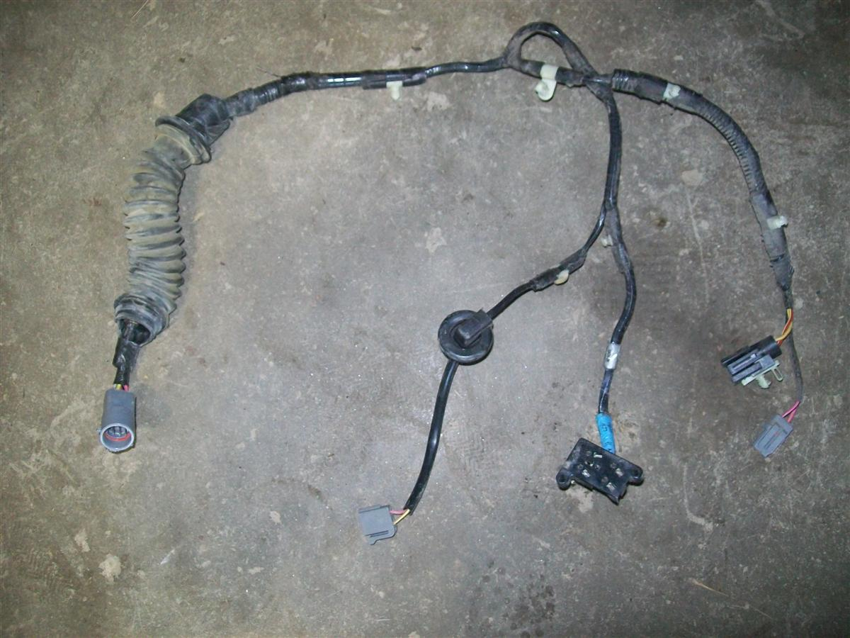 hight resolution of details about 91 92 93 94 ford explorer lh rear door wiring harness