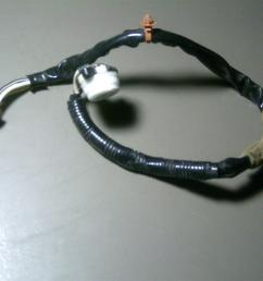 1993 honda accord 4 door lx automatic transmission ignition wiring harness only fits cars with an automatic transmission please see the listing description  [ 1200 x 900 Pixel ]