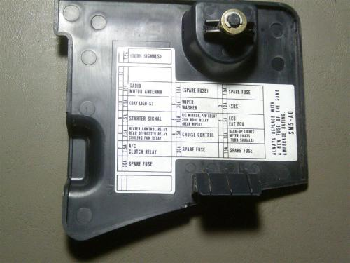 small resolution of 92 accord lx fuse box diagram get free image about 2000 civic fuse 93 honda