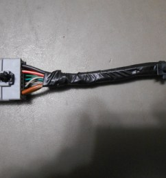 details about 11 2011 chevy equinox liftgate wiring harness grey female plug pigtail wires [ 1200 x 900 Pixel ]